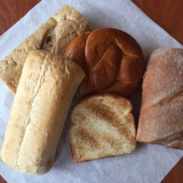 Tasty Bread Options